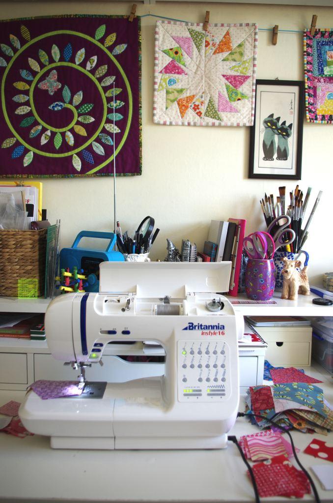 Britannia sewing machine