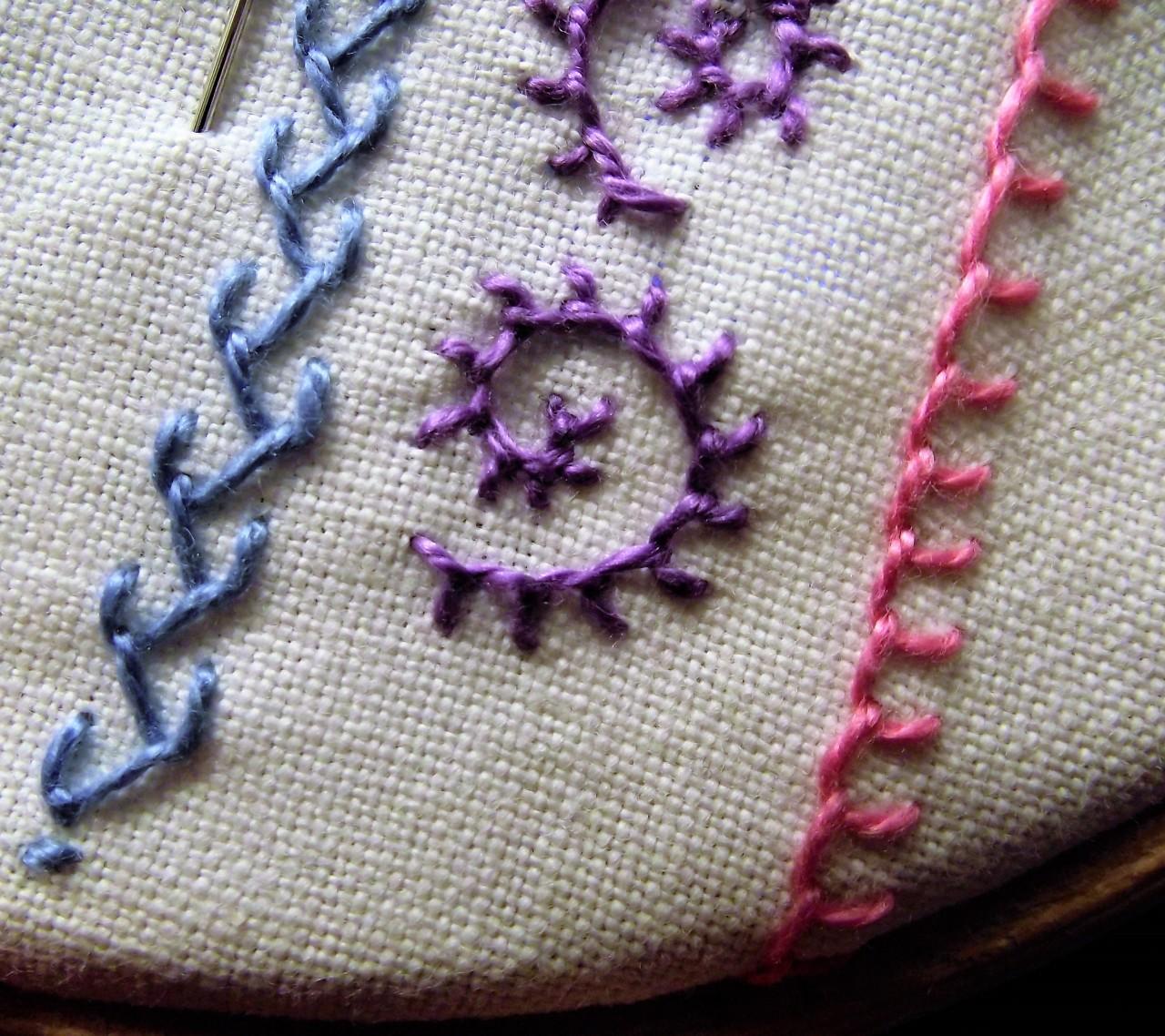 Good Stitching right side