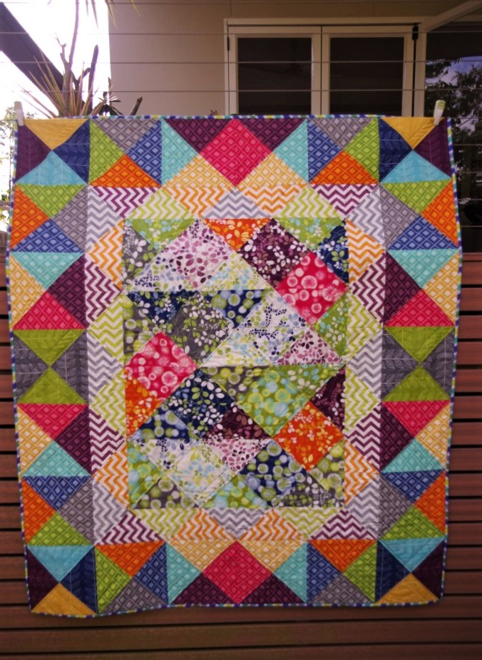 Simply Colour Quilt
